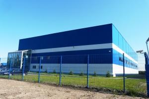 Строительство складского комплекса со встроенным АБК-Волхонское шоссе