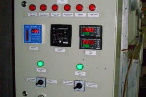Автоматизация обжига керамзитного гравия «Псковский керамзитный завод»