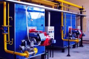 Газовая котельная 5МВт ЗАО «Италхолод» в г. Великие Луки