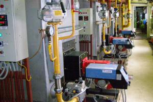 Модернизация паровой котельной крекерной фабрики «Любятово» в г. Пскове